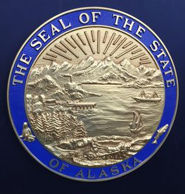 Alaska Seal with rim color