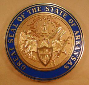 arkansas state wall seal