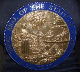 Florida Seal with rim color
