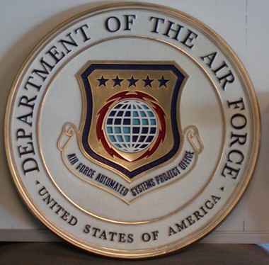 Air Force Automated Systems Project Office Wall Seal