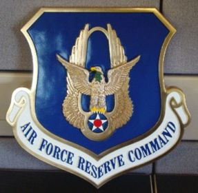 Air Force Reserve Command Wall Seal