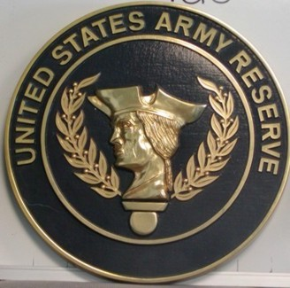 U.S. Army Military Personnel Center Wall Seal