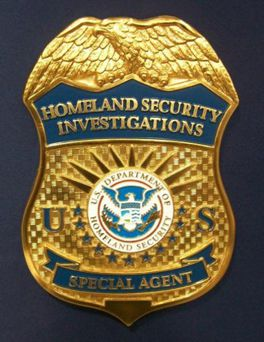 DHS_HSI Special Agent Badge with no fog