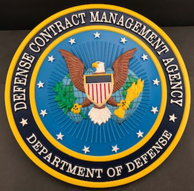 DOD_ Defense Contract Management Agency Seal
