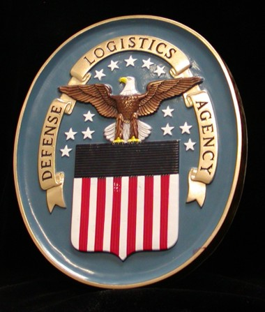 DOD Defense Logistic Agency Seal
