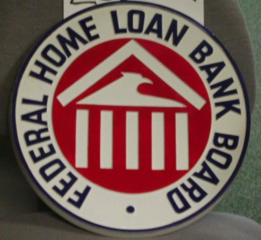 Federal Home Loan Bank Board Wall Seals