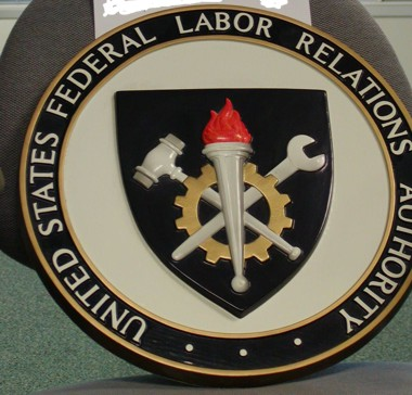 Federal Labor Relations Authority Wall Seal
