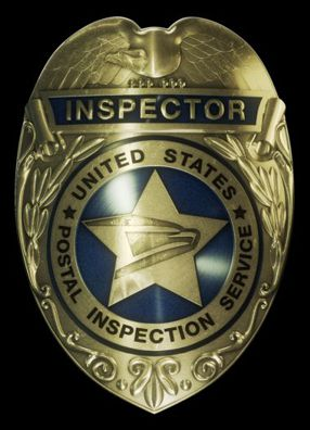 U.S. Postal Inspection Service | Investigator Badge
