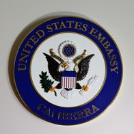 Embassy of United States of America | Canbarra
